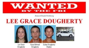 doughertys FBI Wanted Poster