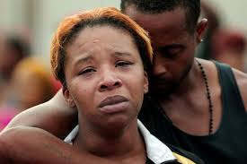 Mike Brown Mom Image
